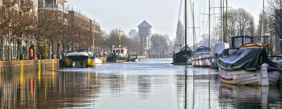 Oldenburger Hafen